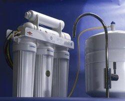 Установка фильтра очистки воды в Шелехове